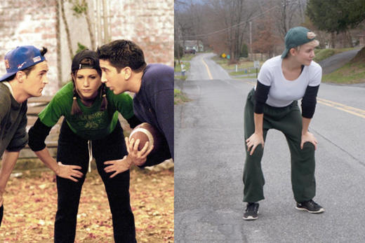 Friends Tv Show Halloween Costumes Ideas.Friends Producer Says Making Joey Grow Up In Spin Off Was A